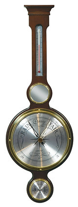 OLYMPIA II WALL CLOCK