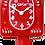 Thumbnail: Scarlet Lady Kit-Cat® Klock