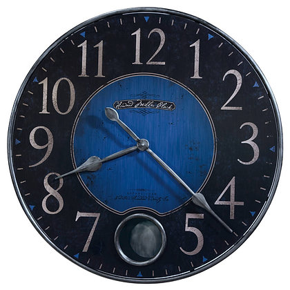 HARMON II WALL CLOCK