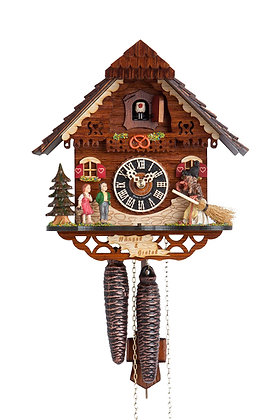 Hansel and Gretel Black Forest Imports Cuckoo