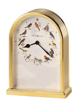 SONGBIRDS III TABLETOP CLOCK