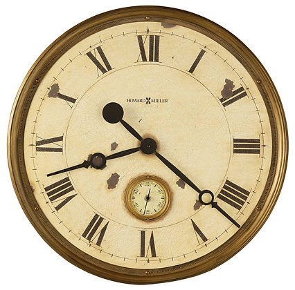 CUSTER GALLERY WALL CLOCK