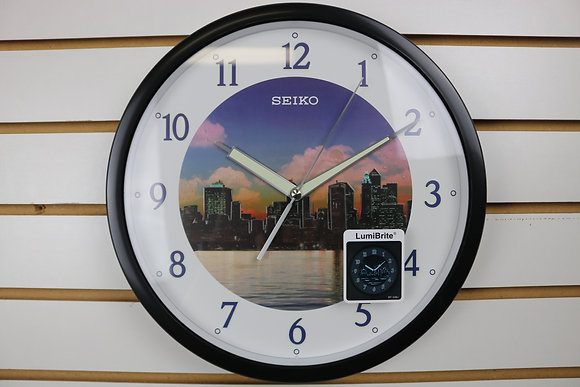 Seiko Wall Japanese Quartz Wall Clock