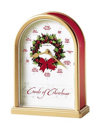 CAROLS OF CHRISTMAS II CLOCK