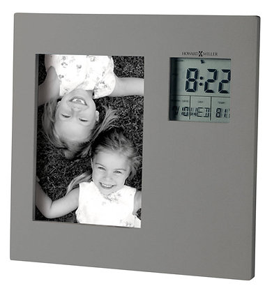 PICTURE THIS TABLETOP CLOCK