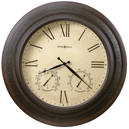 COPPER HARBOR WALL CLOCK