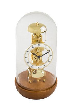 Bronx Light Cherry Mantel Clock Hermle