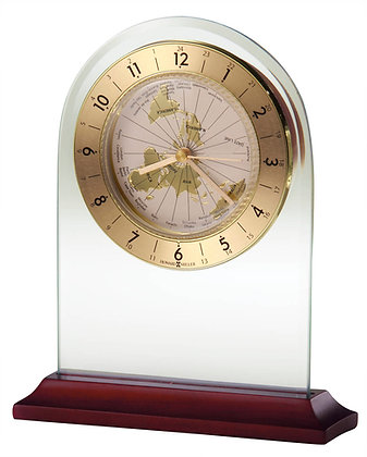 WORLD TIME ARCH CLOCK