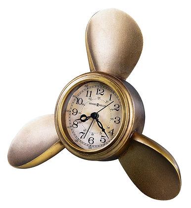 PROPELLER TABLETOP CLOCK