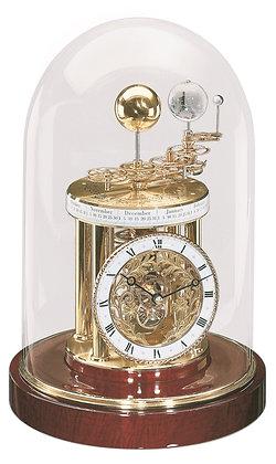 Astro Mantel Clock Mahogany