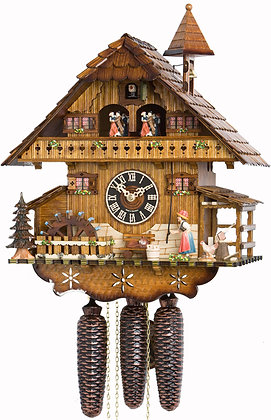 """13"""" Bell Ringer Cuckoo Black Forest Imports"""