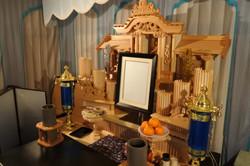 富谷葬祭 祭壇