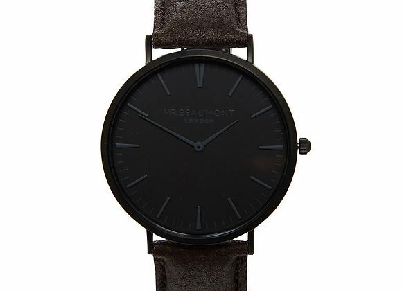 Mr Beaumont Vegan Watch + Own Handwriting Engraved