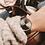 Thumbnail: Elie Beaumont Dark Grey Ladies Watch +Your Own Handwriting