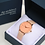 Thumbnail: Ladies Architēct Coral +Your Own Handwriting + Light Pink Strap
