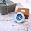 Thumbnail: Personalised Compass  with Timber Box +Your Own Handwriting
