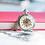 Thumbnail: Roman Skeleton Pocket Watch +Your Own Handwriting