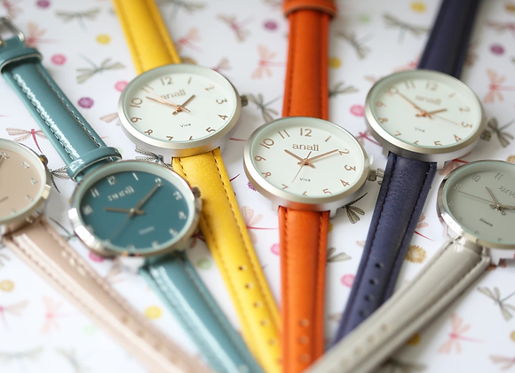 Anaii Watches +Your Own Handwriting Engraved