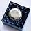 Thumbnail: Silver Plated Engraved YoYo