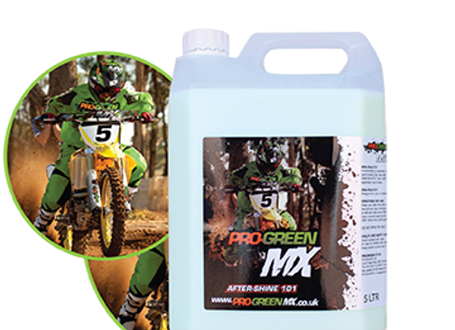 Pro MX high performance after shine
