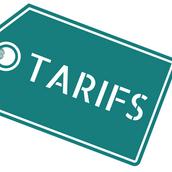 Horaires et tarifs du 07 septembre