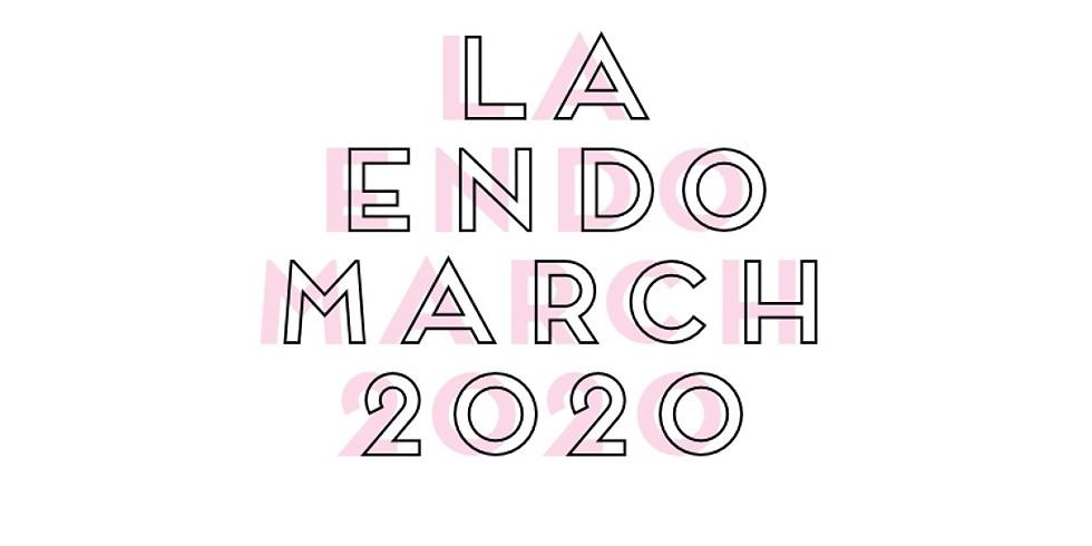 UCLA Endo March LA 2020