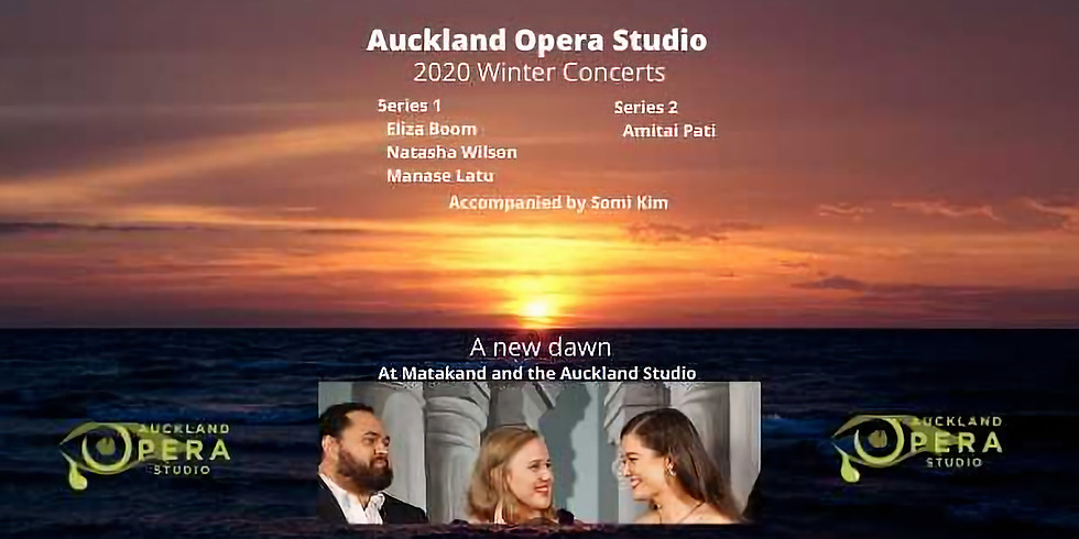 Auckland Studio Winter Concert 1 ***** SOLD OUT *****