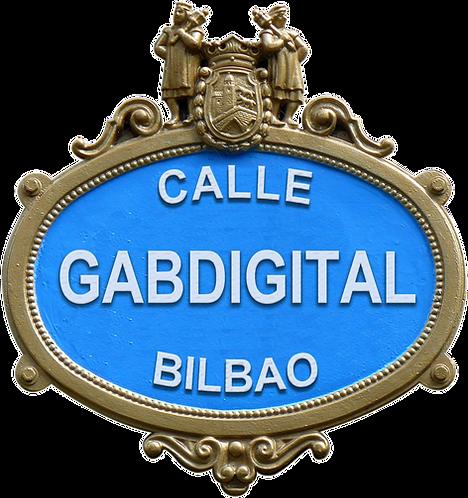 Placas calle de Bilbao