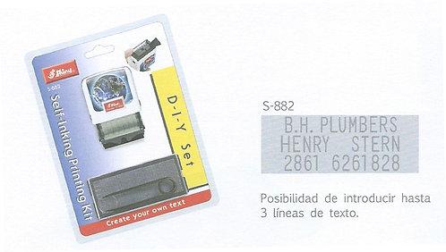Imprentilla Shiny S-882
