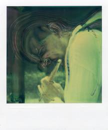 Note di seduzione - Polaroid Artistic TZ Manipolata