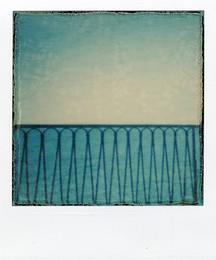 Balconata - POlaroid Artistic TZ Manipolata