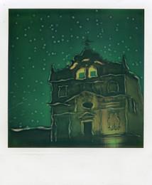 Ortigia Sicilia - Polaroid Artistic TZ Manipolata