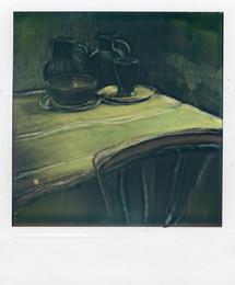 Pasto Frugale - Polaroid Artistic TZ Manipolata