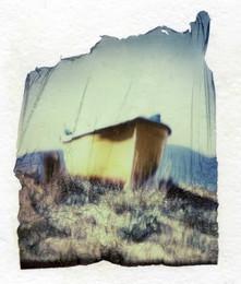 Barca fluttuante - Polaroid Lift Off