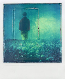 La porta della vita  - Polaroid Artistic TZ Manipolata