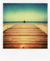 Oltre - Polaroid Artistic TZ Manipolata