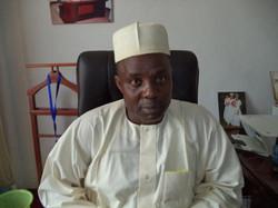 Mr Halidou Bello
