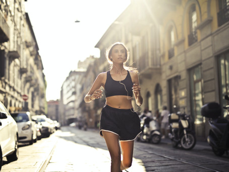 Run for your life: How to get into running…