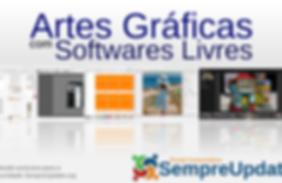 Arte Gráficas com Softwares Livres
