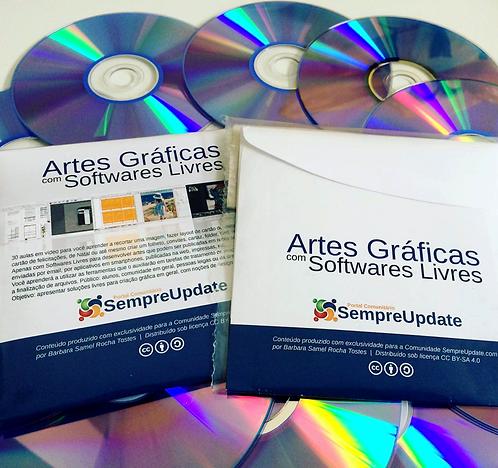 Curso Artes Gráficas com Softwares Livres