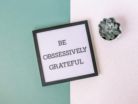 A New Season for Gratitude