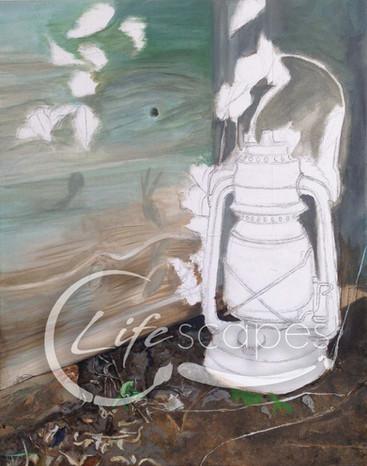 Lantern, garden, flowers Part 2