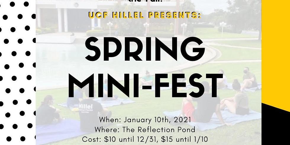Spring Mini Fest