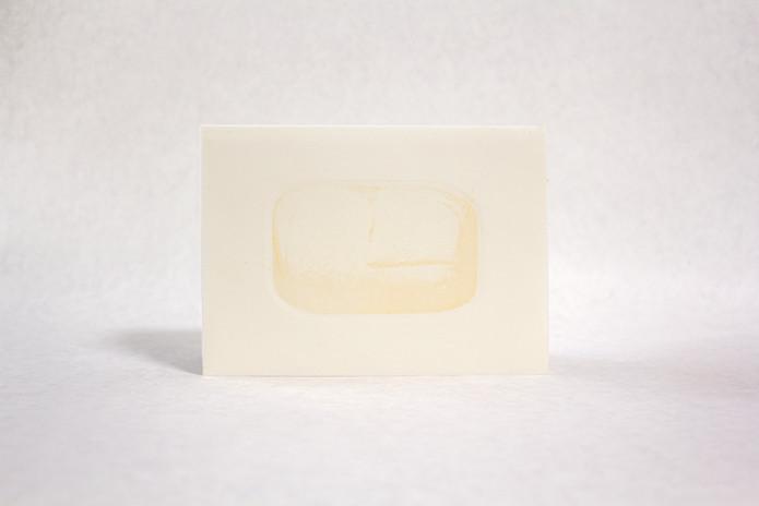 ニュー・ソープ(muse) New soap (muse) Intaglio on paper 2018