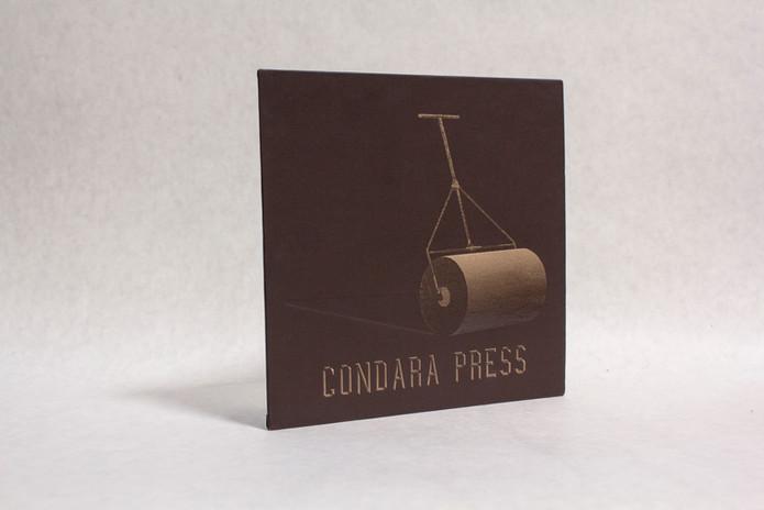 CONDARA PRESS Screenprint on paper 2018
