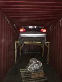 Container Shipping - Cars 4