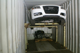 Container Shipping - Cars