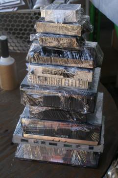 Dismantle Wrap & Tag