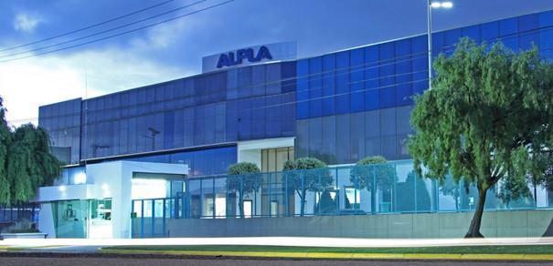 Alpla hoofkantoor