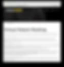 Virtual patent markin webpage